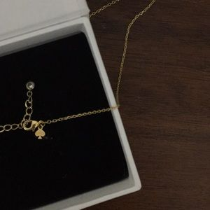 kate spade Jewelry - Kate Spade One In A Million E Necklace